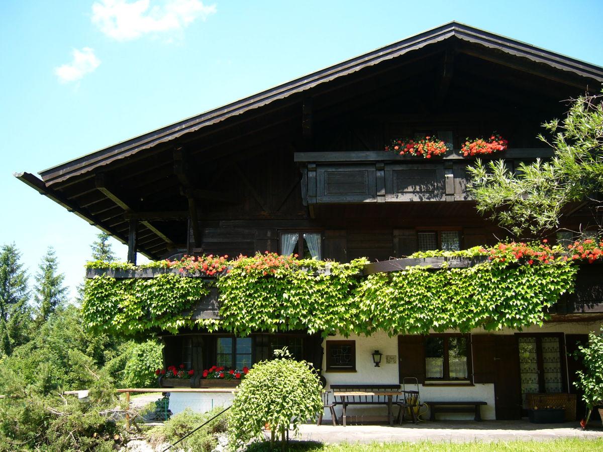 Ferienwohnung Haus am Sonnenbichl Pfronten Frau Anna Böck