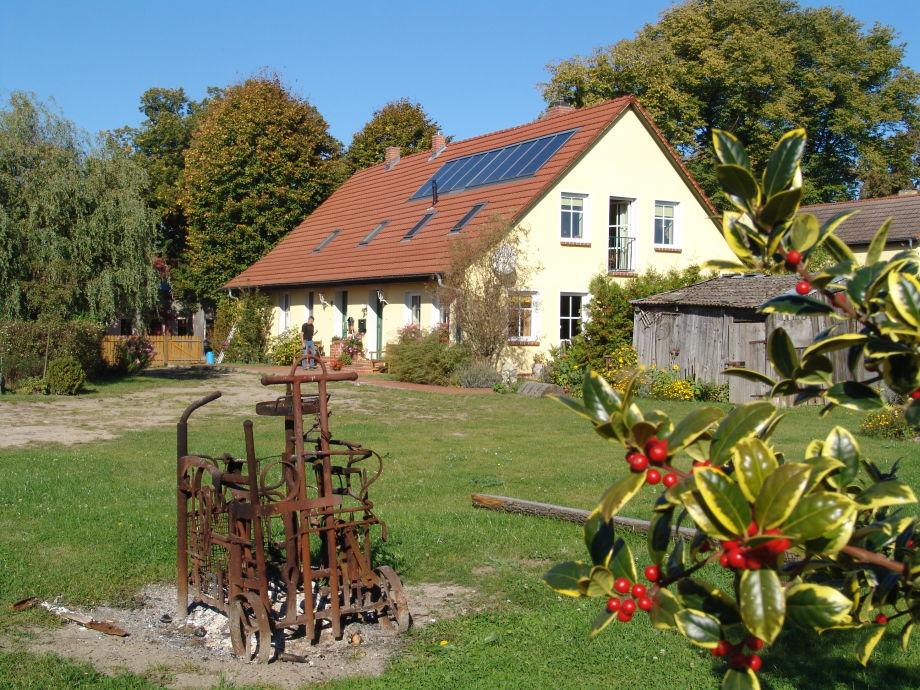 Ferienhaus Herms, Eingangsbereich