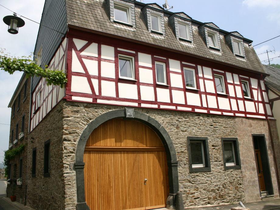 Das alte Winzerhaus