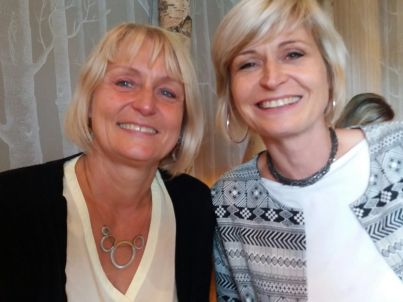 Ihr Gastgeber Constanze und Simone Melcher