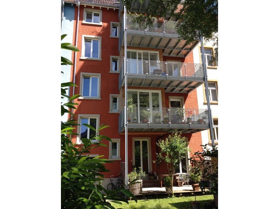 chacha-paradise II im 2. OG mit Balkon