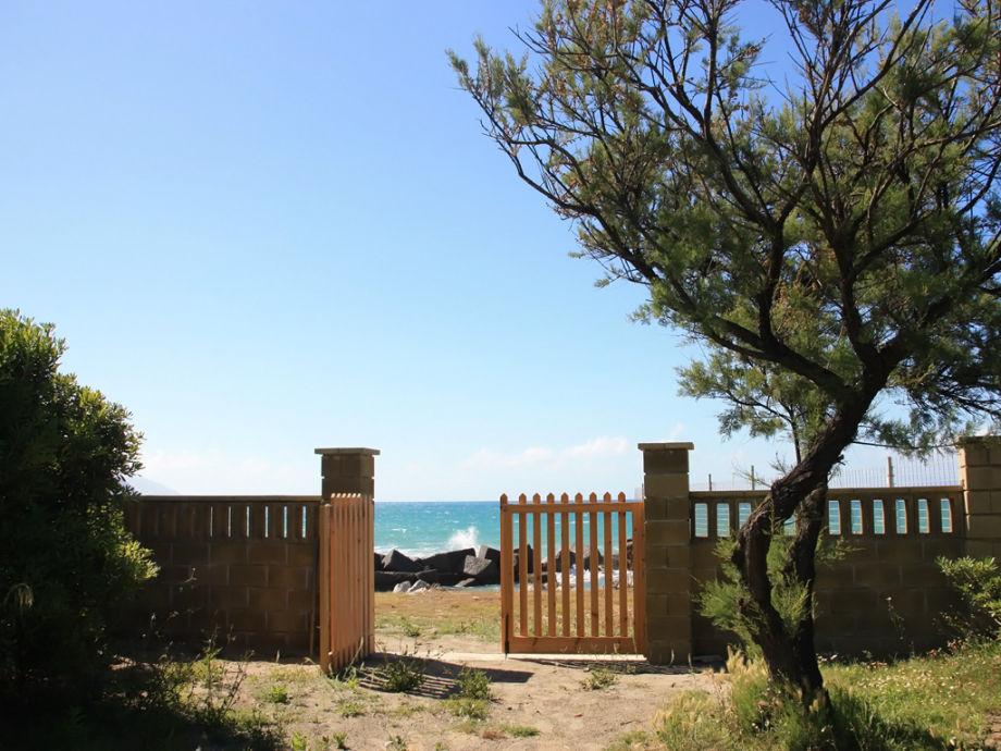 Das Tor zum Meer