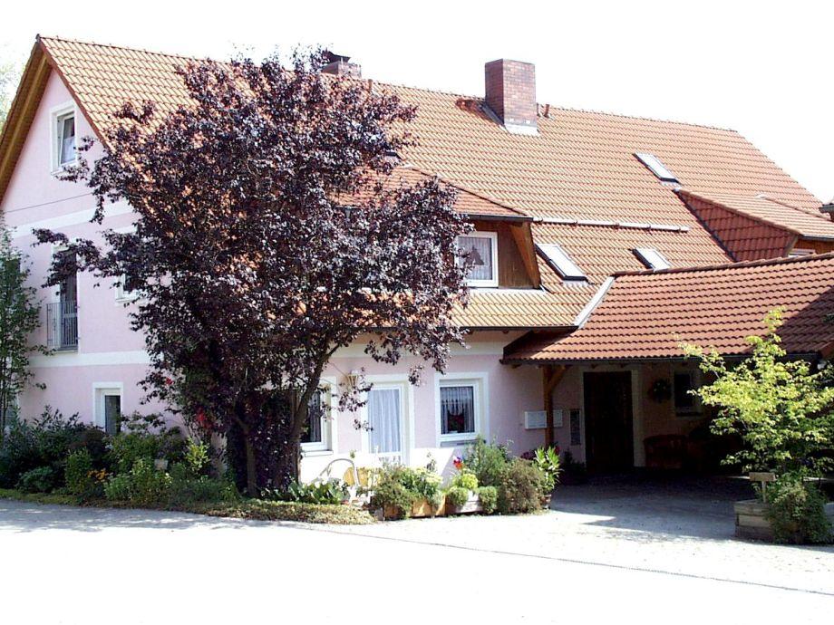 Ferienhaus Hofseite