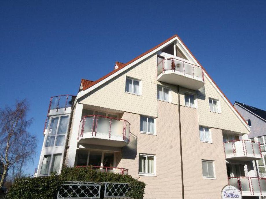 Ferienwohnung Witthus Scharbeutz - Außenansicht