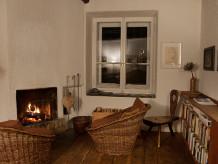 Ferienhaus Chesa Stiefel Fextal im Engadin