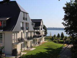 Ferienwohnung Usedom Balmer See - Golf und Wellness direkt am Achterwasser