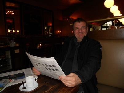 Ihr Gastgeber Rainer Raff