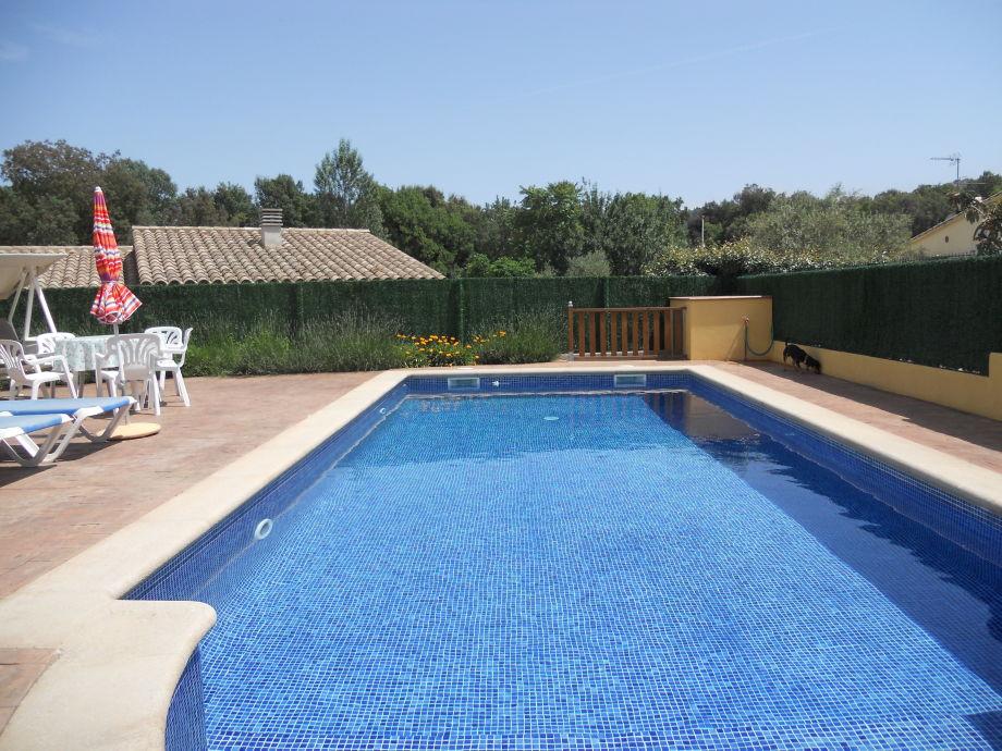 ferienhaus villa pepita costa brava katalunien frau marion. Black Bedroom Furniture Sets. Home Design Ideas