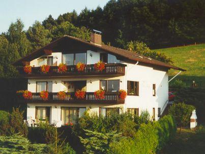 "House ""Fernblick"" (good view) Flat 2"