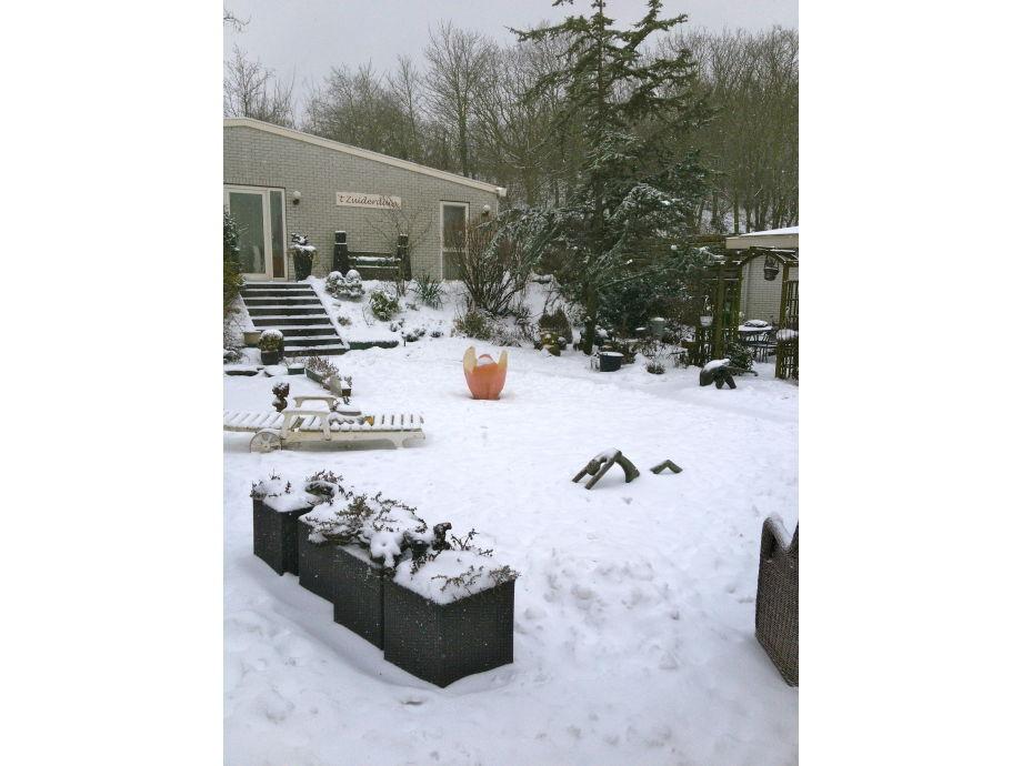 Winter in Wijk aan Zee