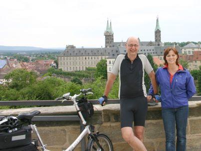 Your host Claudia und Erhard Mott