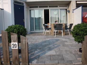 "Apartment ""de Seinpost"" Callantsoog Nr. 20"