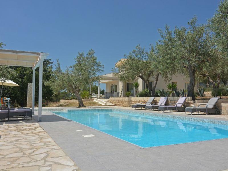 Ferienhaus Villa Paradiso di Noto