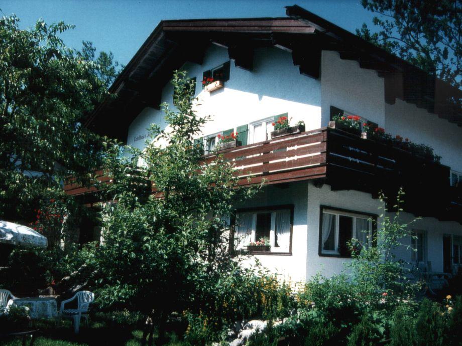 Das Landhaus Küchler im Herzen von Garmisch
