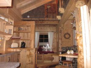 Berghütte Zirben-Heustadel