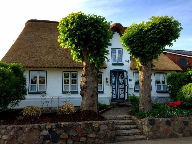 Ferienhaus Reetkate Oldersbek