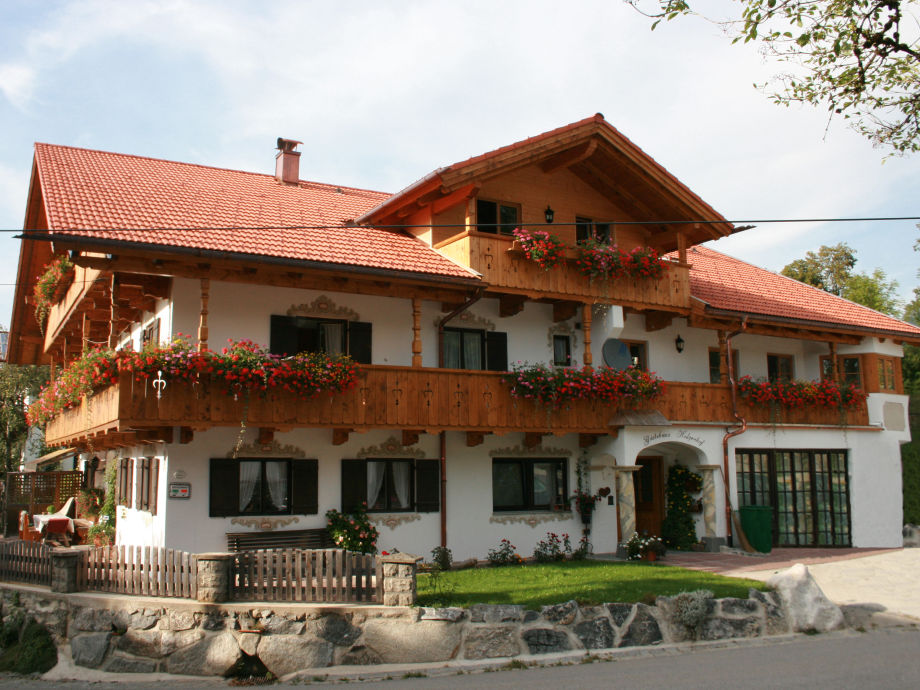 Eingangsbereich Holzerhof