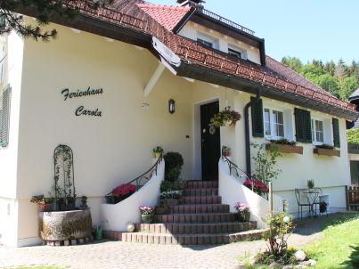 Kirchblick im Ferienhaus Carola