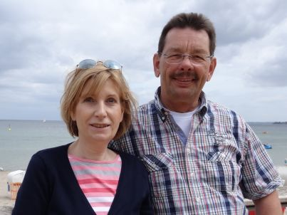 Ihr Gastgeber Anne und Ulrich Beyer