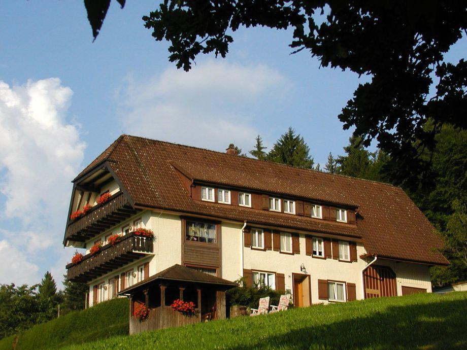 Heuberghof  im Sommer