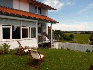 Ferienwohnung ...zwischen Ammersee und Lech