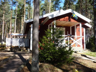 Ferienhaus Bläbärhus