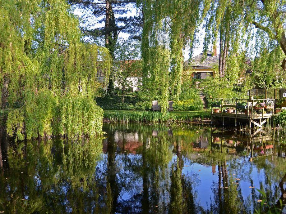 Romantik Wohnung 't Staaksken und Garten