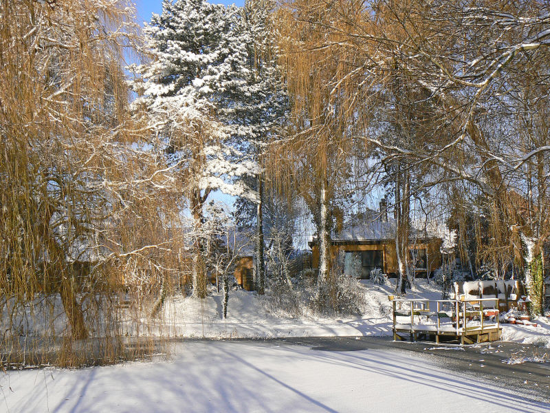 Holiday apartment Romantic Cottage 't Staaksken