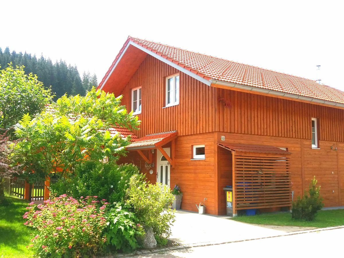 F nf sterne ferienhaus alpen bayern weitnau familie for Carport genehmigung bayern