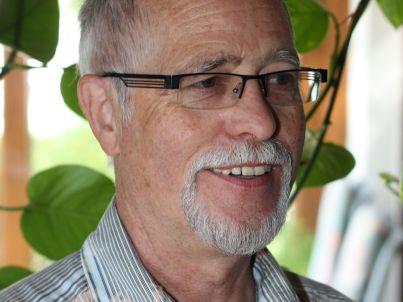Ihr Gastgeber Reinhold Repp