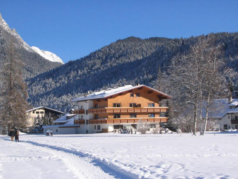 Ferienhaus Katrin im Winter