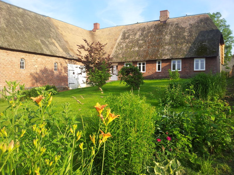 Ferienhaus Wellnesswarft Waygaard West