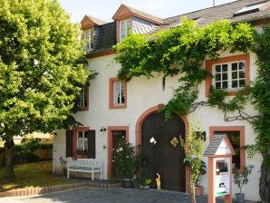 Holiday apartment Himmelblau auf dem Weingut Willems-Willems