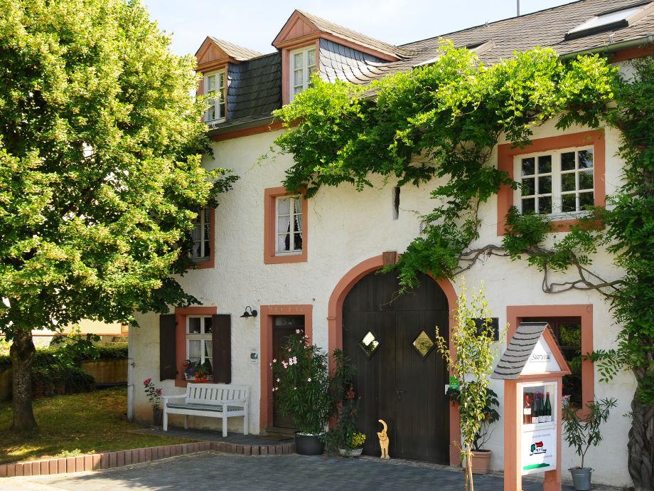 Ferienwohnung im historischen Winzerhaus