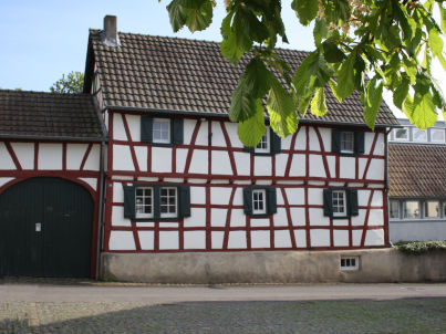 "Bauernhaus ""op de Schmett"""