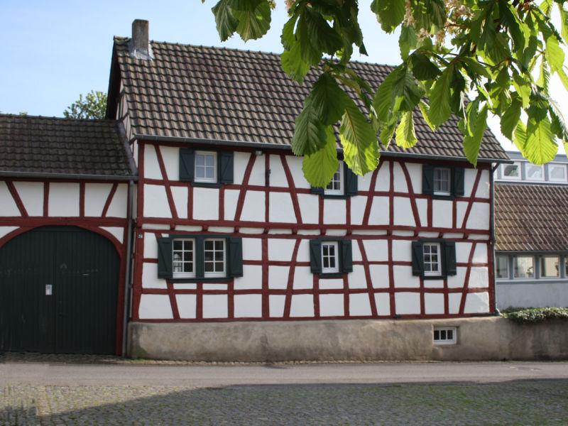 "Ferienhaus Bauernhaus ""op de Schmett"""