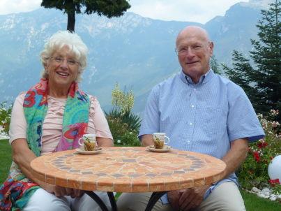 Ihr Gastgeber Regina & Erich Chmielewski