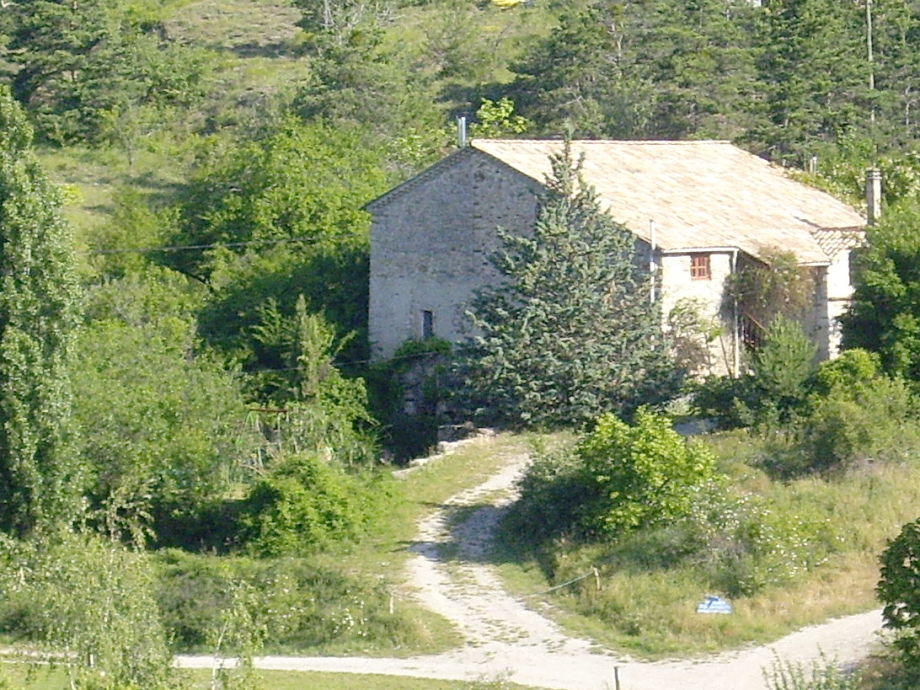 Das Landhaus La Ferme Balayres