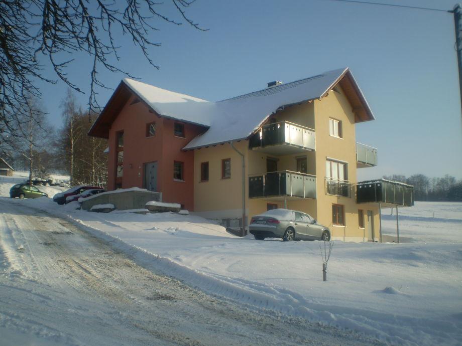 Winter am Hammenhof!