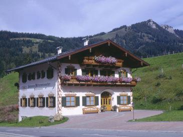 Ferienwohnung Malerhaus Fieberbrunn