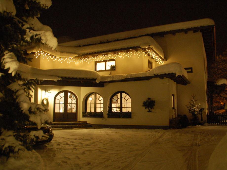 FEWO in Velden im Winter