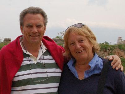 Ihr Gastgeber Inge und Hans Zechmeister