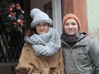 Ihr Gastgeber Bertrand und Pénélope Fuchs