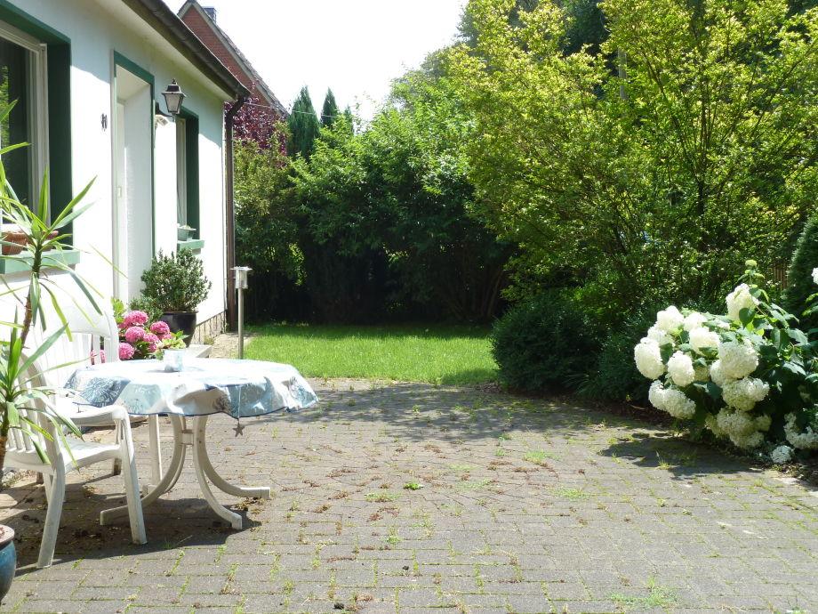 Eingang Garten vorne