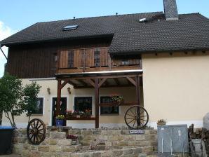 Ferienwohnung am Schloss Lauenstein