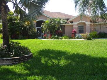 Ferienhaus in der Villa Linda