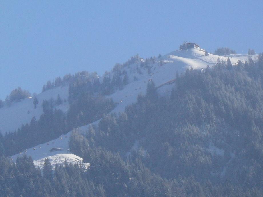 Buchensteinwand Winter