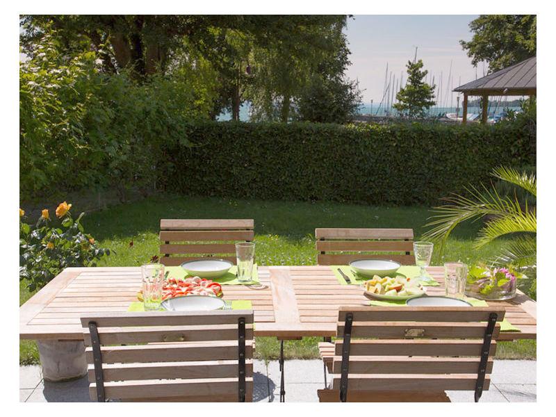 Ferienwohnung See-Residenz am Parkufer
