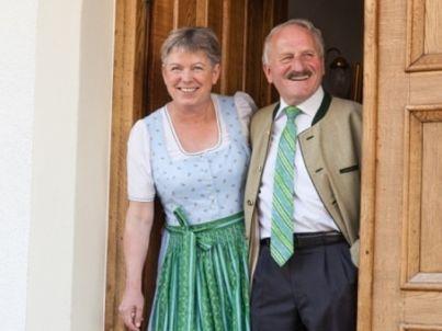 Ihr Gastgeber Rita Förg