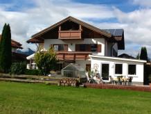 Ferienwohnung Chalet im Haus Schlossblick